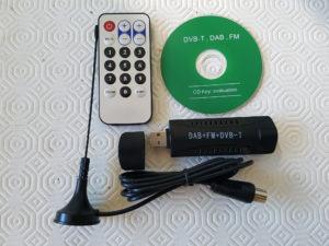 Recepteur USB TNT